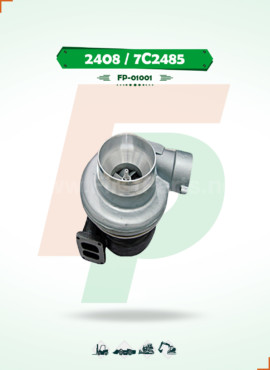 TURBOCHARGER   7C2485