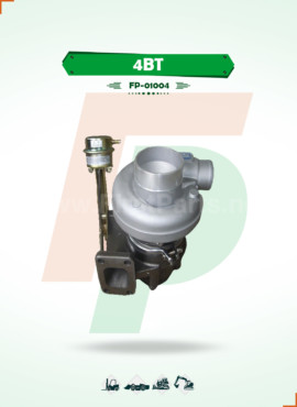 TURBOCHARGER   4BT