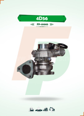 TURBOCHARGER   4D56