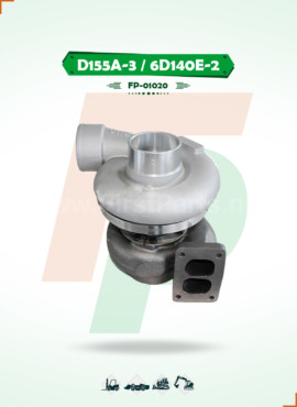 TURBOCHARGER   D155A