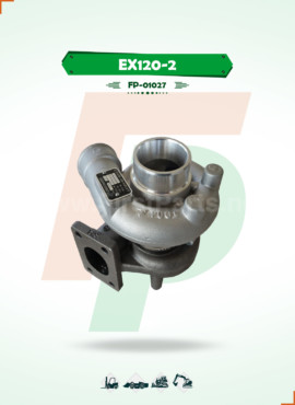 TURBOCHARGER   EX120-2
