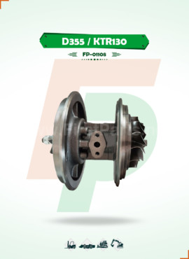 TURBOCHARGER CORE / CHRA D355