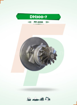 TURBOCHARGER CORE / CHRA DH300-7