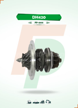 TURBOCHARGER CORE / CHRA DH420