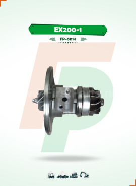 TURBOCHARGER CORE / CHRA EX200-1